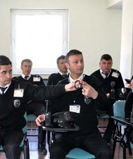 Silahsız Güvenlik Eğitimi